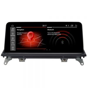 BMW X5 & X6 (CIC) Android Navigation Multimedia 10.25″