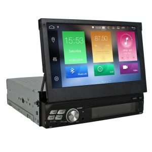 Bizzar Universal 1DIN Deckless Android 9.0 8 Core Multimedia Station