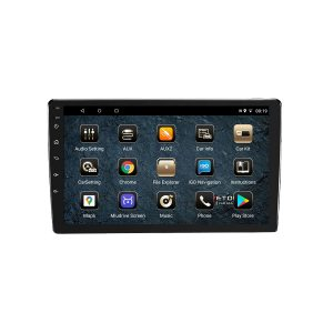 UNIVERSAL ΟΘΟΝΗ ΑΥΤΟΚΙΝΗΤΟΥ TABLET 9″ FULL TOUCH ANDROID 10 2+32GB GPS NAVIGATION RADIO BLUETOOTH WiFi WETOUCH WT93TGPS