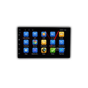 UNIVERSAL ΟΘΟΝΗ ΑΥΤΟΚΙΝΗΤΟΥ 2 DIN 7″ FULL TOUCH ANDROID 10 2+32GB GPS NAVIGATION RADIO BLUETOOTH WiFi WETOUCH WT96GPS